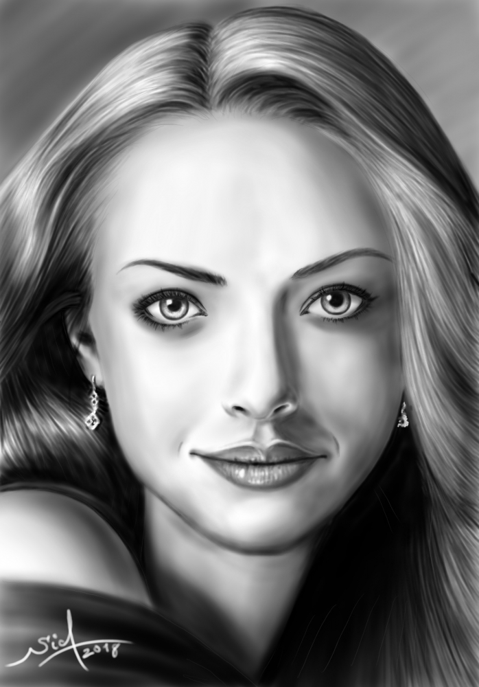 Amanda Seyfried by 3alilou